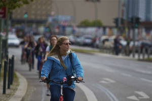 Bike Tour of Berlin