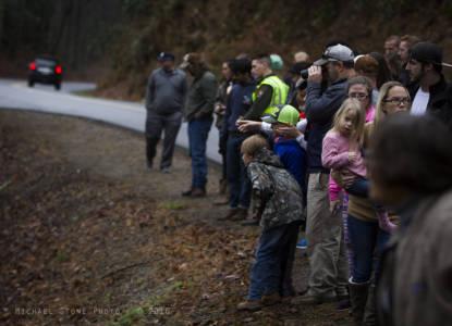 Bear spotting (Great Smoky Mountains National Park, 2016)