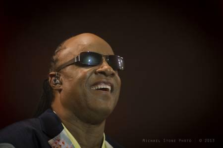 Stevie Wonder (Gulf Shores, Alabama, 2013)