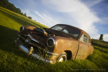 1950 Ford Custom (Ennice, North Carolina, 2016)