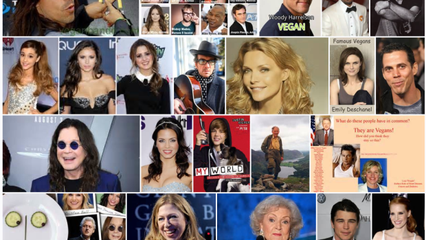 Celebrity Vegans