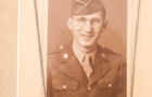 WWII Line Runner Takes Land Mine Blast But Finds Many Blessings After