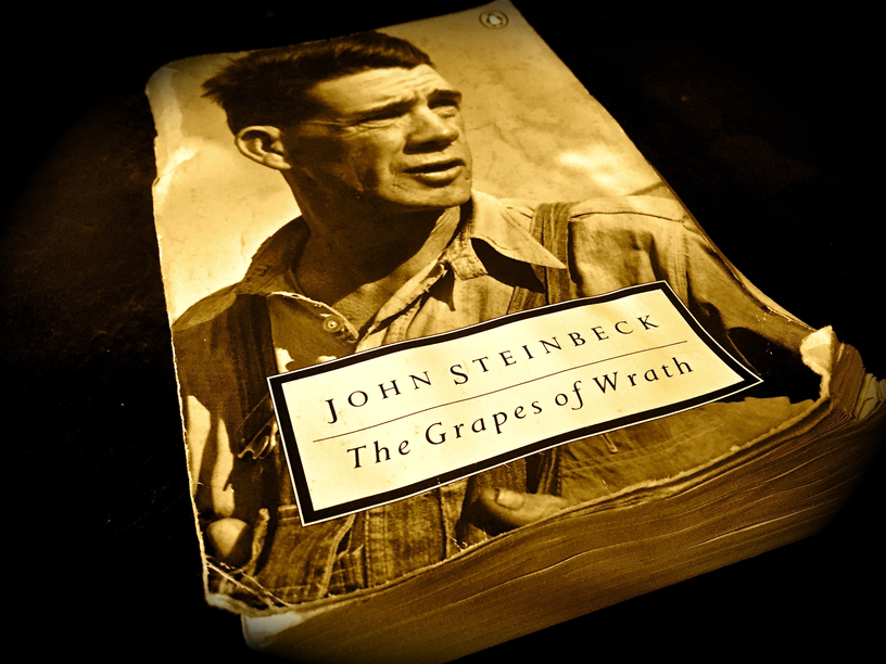 John Steinbeck Quotes: 10 Trudging Excerpts from 'The ...