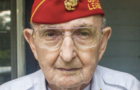 Bob Gasche, Vet of Iwo Jima Well-Known for Military and Community Involvement, Dies at 94